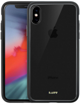 Чехол LAUT ACCENTS для iPhone XS - Black (LAUT_iP18-S_AC_BK)