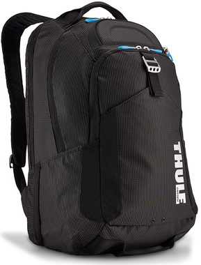Backpack THULE Crossover 32L (TCBP-417) Black - ITMag