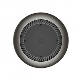 Baseus whirlwind Desktop wireless charger Black (CCALL-XU01)