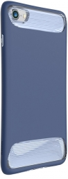 Чехол Baseus Angel Case iPhone 7 Dark Blue (WIAPIPH7-TS15)