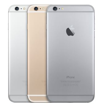 Apple iPhone 6 Plus 16GB Silver UA UCRF - ITMag