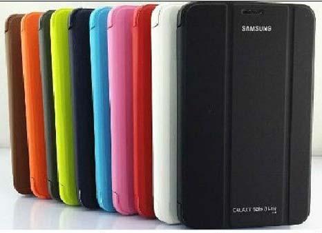 Чехол Samsung Book Cover для Galaxy Tab 3 Lite T110 Pink