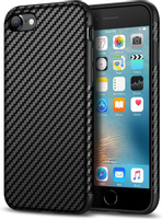 Wiwu Skin Carbon Ultra Thin Case for iPhone SE (2020) Black