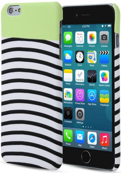 Чехол ARU для iPhone 6/6S Mix & Match Zebra