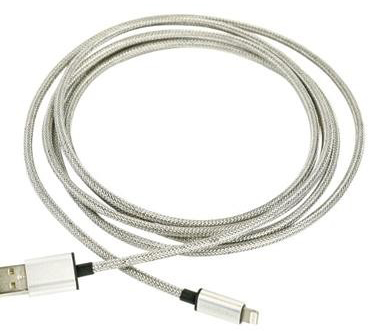 Fuse Chicken USB Cable to Lightning Armour Charge 2m (SBC-200)