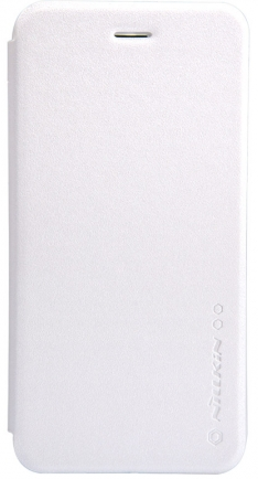 "Кожаный чехол (книжка) Nillkin Sparkle Series для Apple iPhone 6 Plus/6S Plus (5.5"") (Белый)"