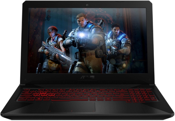 Купить ASUS TUF Gaming FX504GM Red Pattern (FX504GM-E4245T)