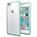 "Чехол SGP Case Neo Hybrid EX Crystal Series Mint for iPhone 6/6S 4.7"" (SGP11627)"