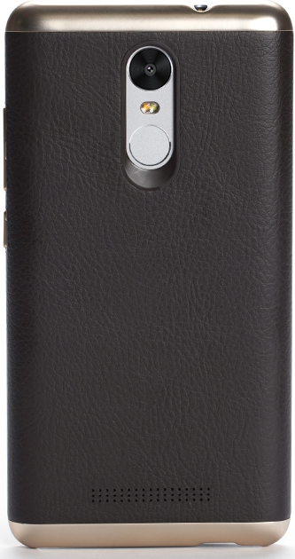 Xiaomi Protective Leather Case for Note 3 Brown (1155100016)