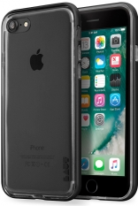 Бампер LAUT EXO-FRAME Aluminium bampers для iPhone 7 - Gray (LAUT_IP7_EX_GM)