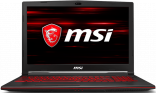 MSI GL63 8SD Black (GL638SD-655XUA)