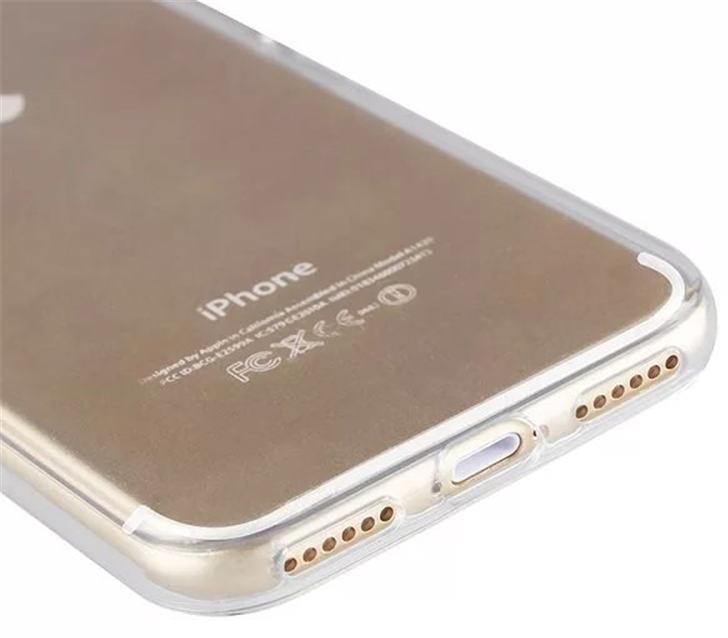 """TPU чехол EGGO для Apple iPhone 7 (4.7"""") (Бесцветный (прозрачный))"""