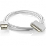 Apple USB 2.0 кабель Dock Connector 30-pin (MA591)
