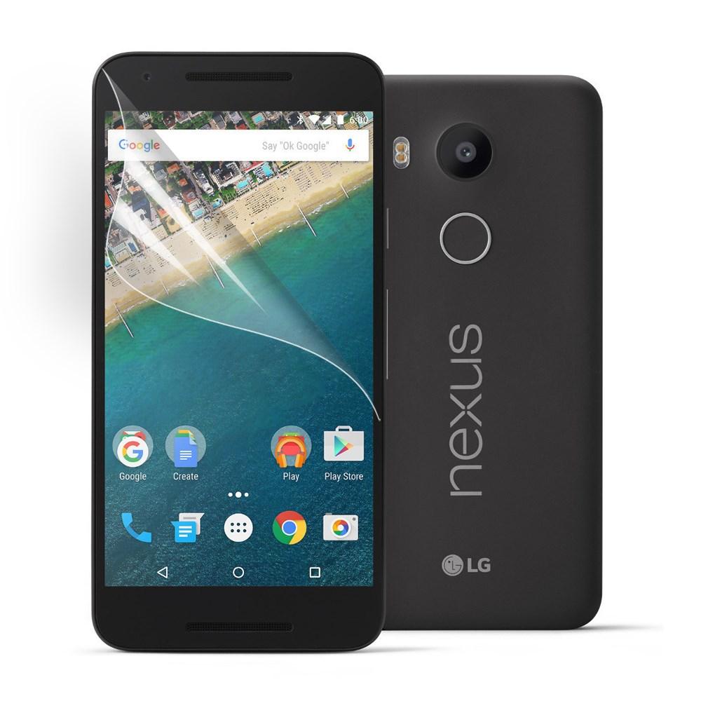 Пленка защитная EGGO LG Nexus 5X (Матовая)