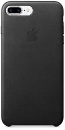 Apple iPhone 7 Plus Leather Case - Black MMYJ2