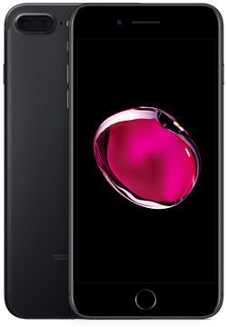 Apple iPhone 7 Plus 256GB Black UA UCRF - ITMag
