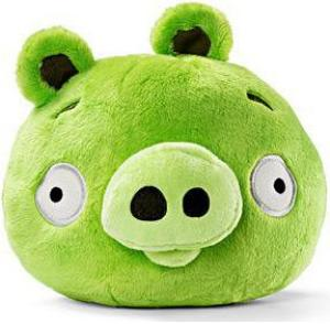 "Angry Birds 8"" Plush Piglet with Sound - ITMag"