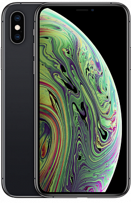 Apple iPhone XS 256GB Space Gray (MT9H2) Б/У (Grade A) - ITMag