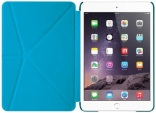 LAUT Origami Trifolio for iPad mini 4 Blue (LAUT_IPM4_TF_BL)