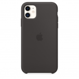Apple iPhone 11 Pro Max Silicone Case - Black (MX002) Copy