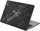 "Чехол LAUT HUEX Cases для MacBook Air 13"" - Black Mramor (LAUT_MA13_HXE_MB)"
