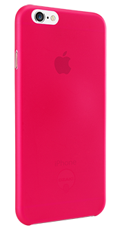 Ozaki O!coat 0.3 Jelly Pink for iPhone 6/6S (OC555PK) - ITMag