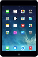 Apple iPad mini with Retina display Wi-Fi 16GB Space Gray (ME276) UA UCRF