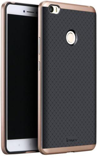Чехол iPaky TPU+PC для Xiaomi Mi Max (Rose Gold)