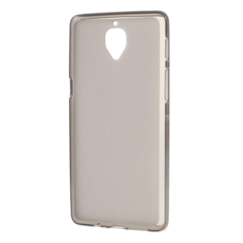 TPU чехол EGGO для OnePlus 3 (Grey/Серый)