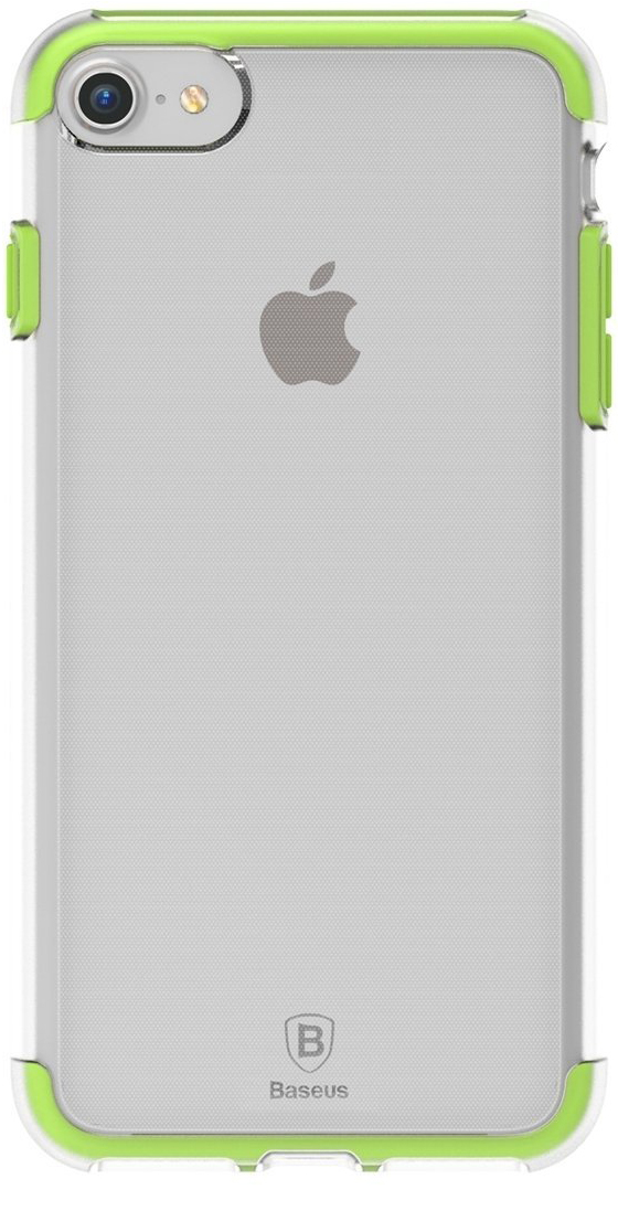Чехол Baseus Guards Case For iPhone 7 Green (ARAPIPH7-YS06)