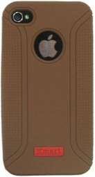 Чехол XMART Professional для Apple iPhone 4/4s brown