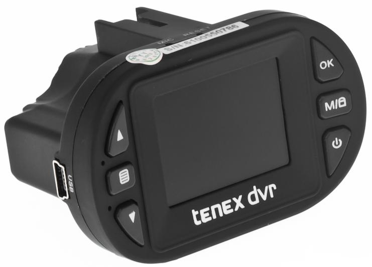 Tenex dvr 610 fhd mini инструкция