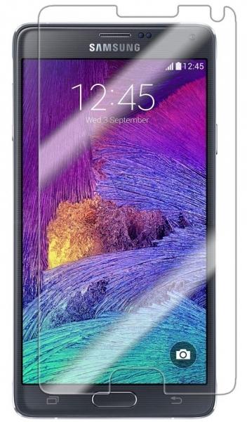 Защитное стекло EGGO Samsung Galaxy Note 4 N910 (глянцевое)