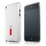 Чехол CAPDASE IPOD TOUCH 4 White SJIPT4-P202