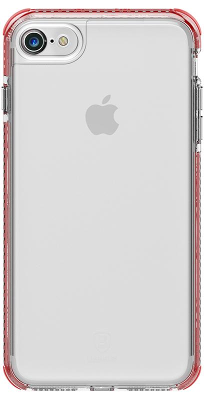 Чехол Baseus Armor Case для iPhone 7 Red (WIAPIPH7-YJ09)