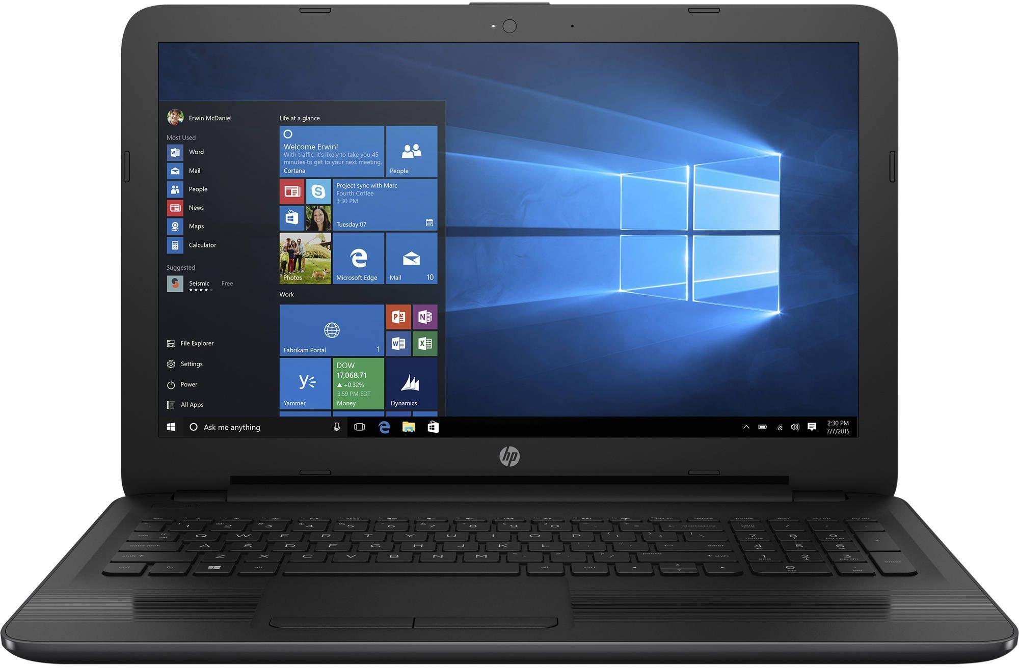 HP 250 G5 (X0N55EA) Black
