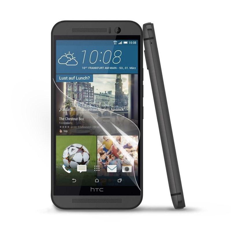 Пленка защитная EGGO HTC One M9/M9s (Глянцевая)