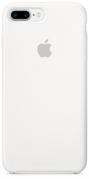 Apple iPhone 7 Plus Silicone Case - White MMQT2