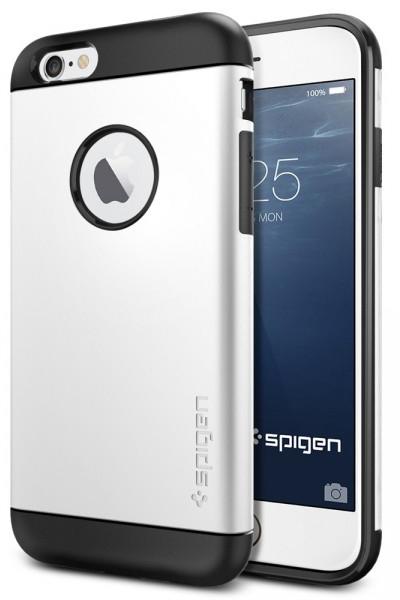 "Чехол SGP Case Slim Armor Series Shimmery White for iPhone 6/6S (4.7"") (SGP10957)"
