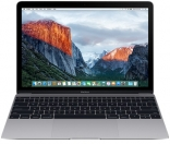 "Apple MacBook 12"" Space Gray (MLH72) 2016 как новый Apple Certified Pre-owned"""