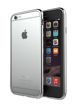 Patchworks Alloy X Super Slim iPhone 6/6S Silver (9102) - ITMag