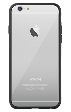 Ozaki O!coat 0.3+ Bumper Black for iPhone 6/6S (OC560BK) - ITMag