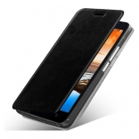 Чехол MOFI Rui Series Folio Leather Stand Case для Lenovo A916 (Черный/Black)