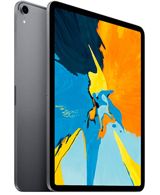 Apple iPad Pro 11 2018 Wi-Fi + Cellular 64GB Space Gray (MU0M2, MU0T2) - ITMag