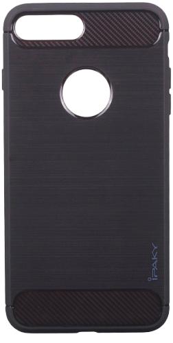 "TPU чехол iPaky Slim Series для Apple iPhone 7 plus (5.5"") (Серый)"