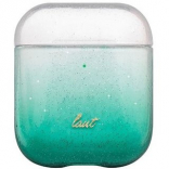 Чехол LAUT OMBRE SPARKLE for AirPods Mint (L_AP_OS_MT)