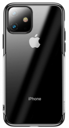 Baseus Shining Case for iPhone 11 Black (ARAPIPH61S-MD01)