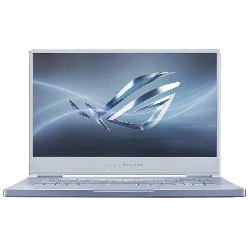 Купить ASUS ROG Zephyrus M GU502GV Silver Blue (GU502GV-AZ066T)