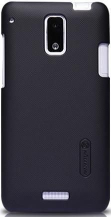 Чехол Nillkin Matte для HTC J(Z321e) (+пленка) (Черный)