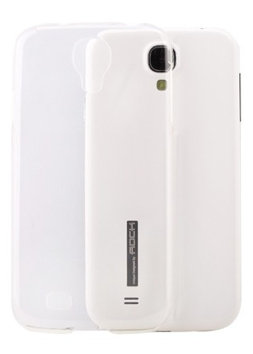 Чехол ROCK Ethereal Shell Plastic для Samsung Galaxy S4 i9500/i9505 white